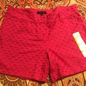 NWT.  The Limited Shorts